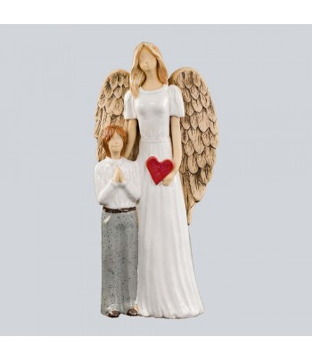 anioł ceramiczny amelia para wz c